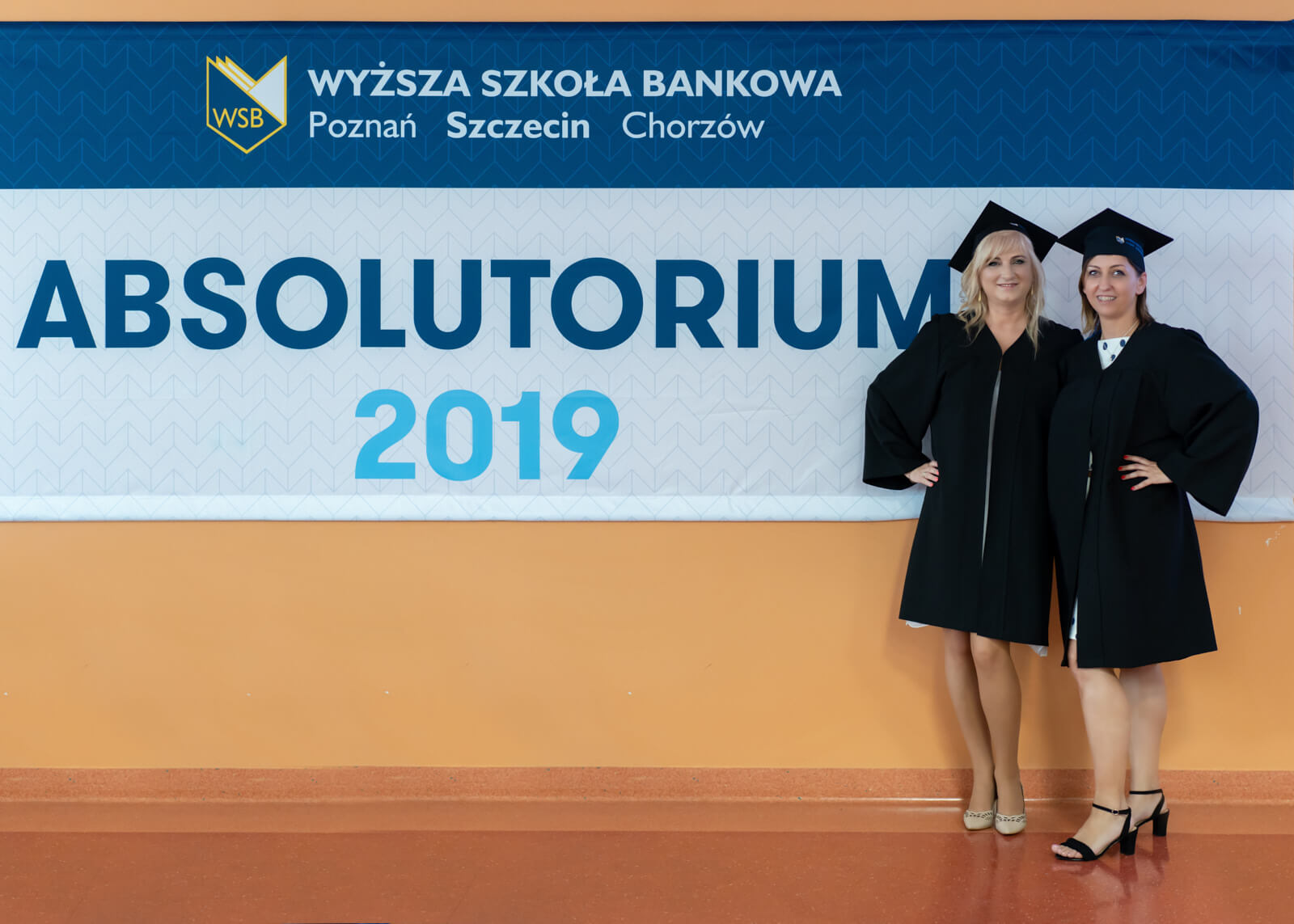 Absolutorium WSB Szczecin Fotograf