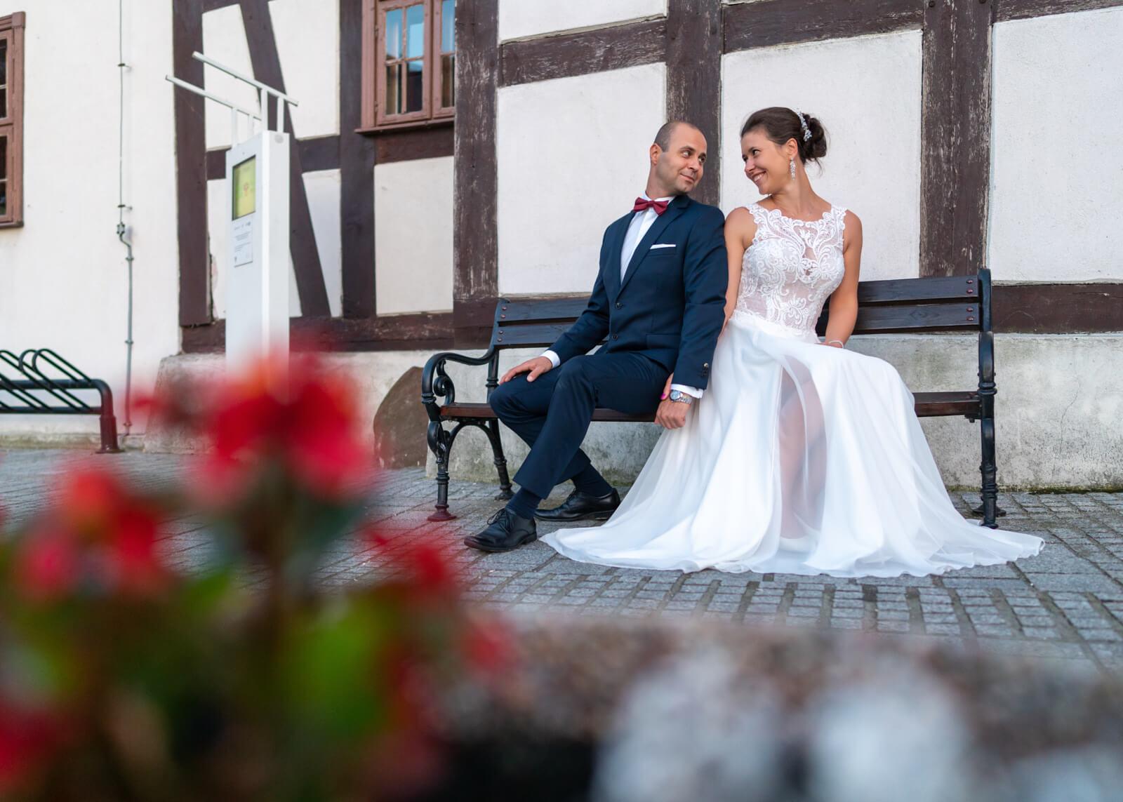 Ania i Mariusz Fotografia ślubna szczecin