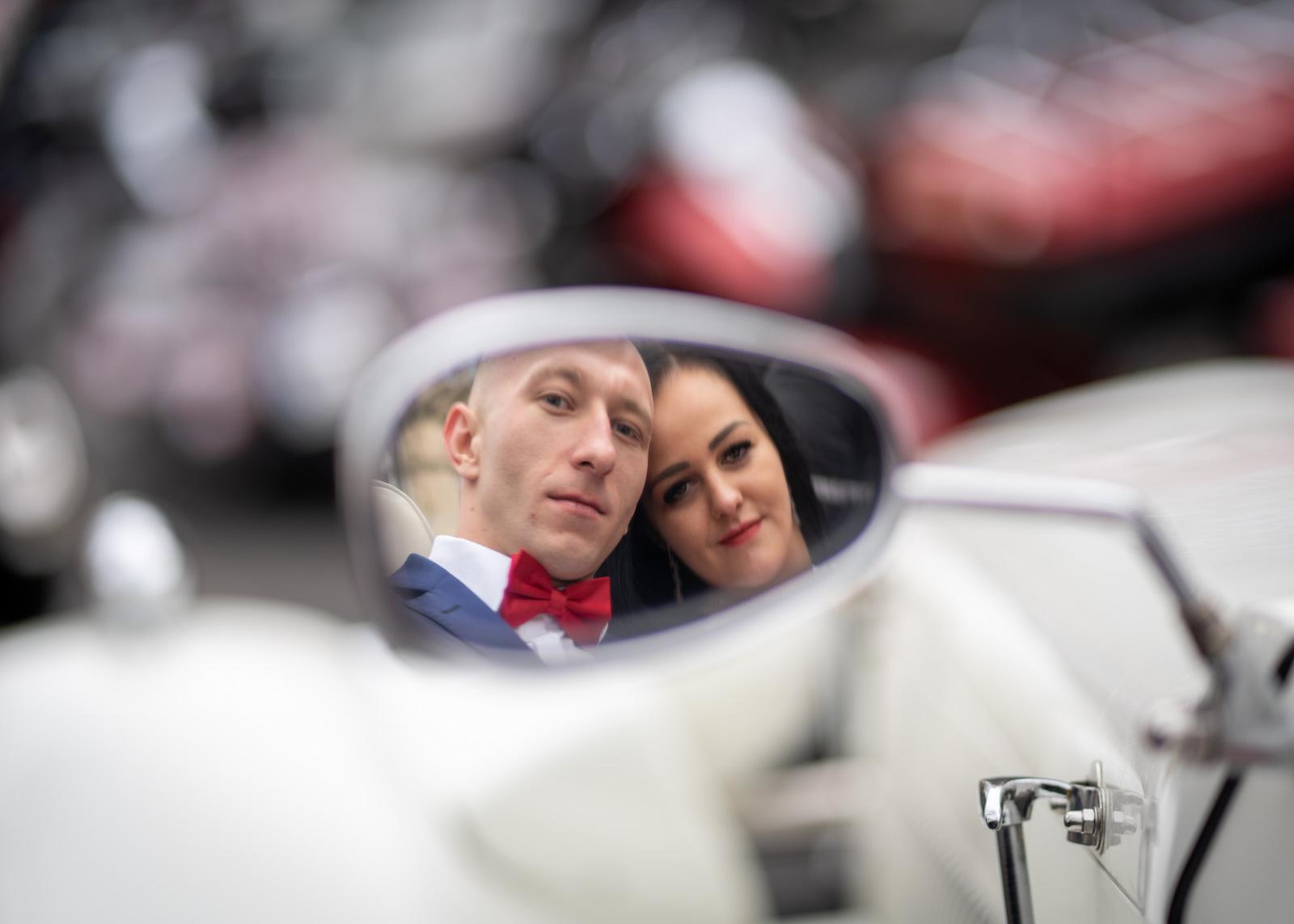Justyna i Mateusz fotografia ślubna