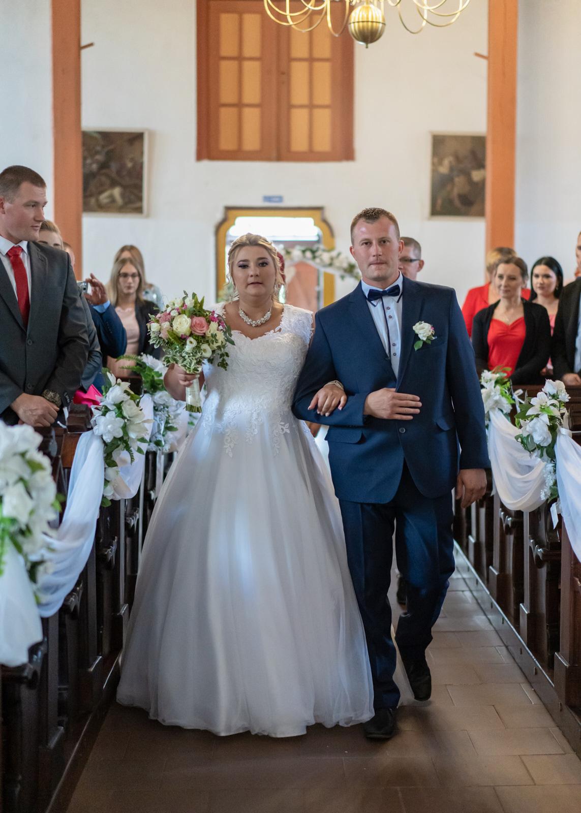 Natalia i Mirek Fotografia ślubna