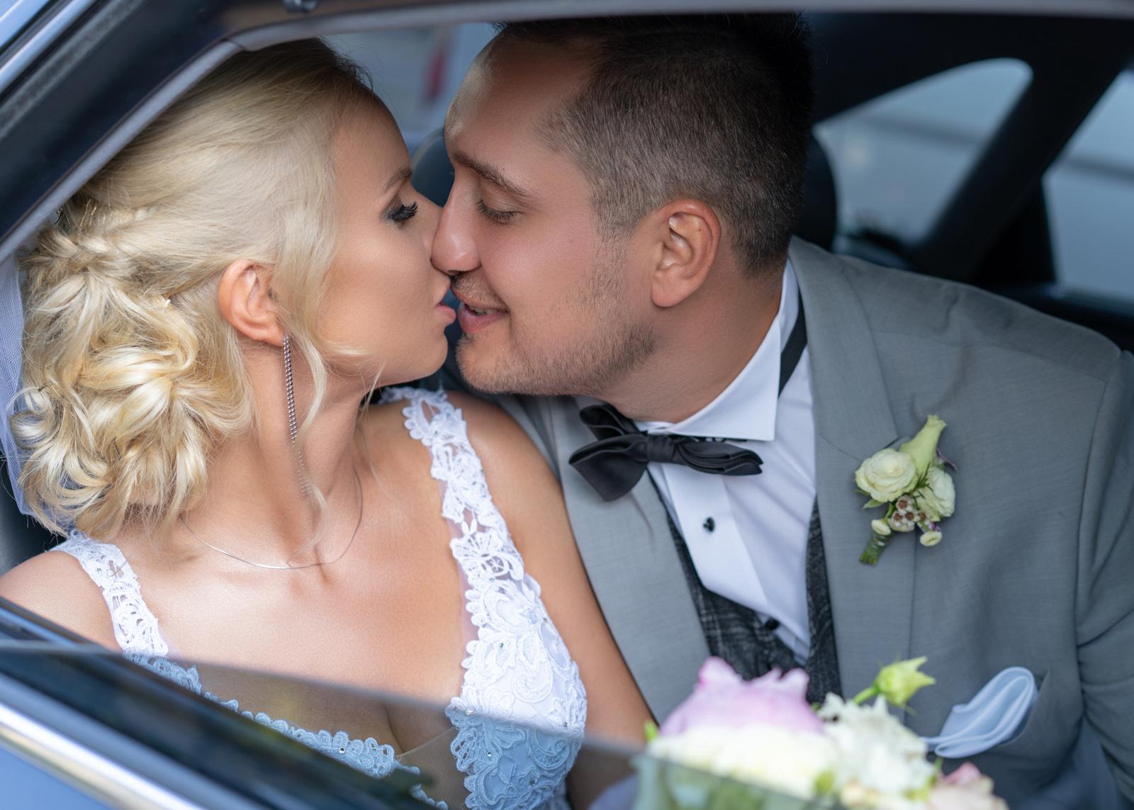 Natalia i Michał Fotograf ślubny szczecin