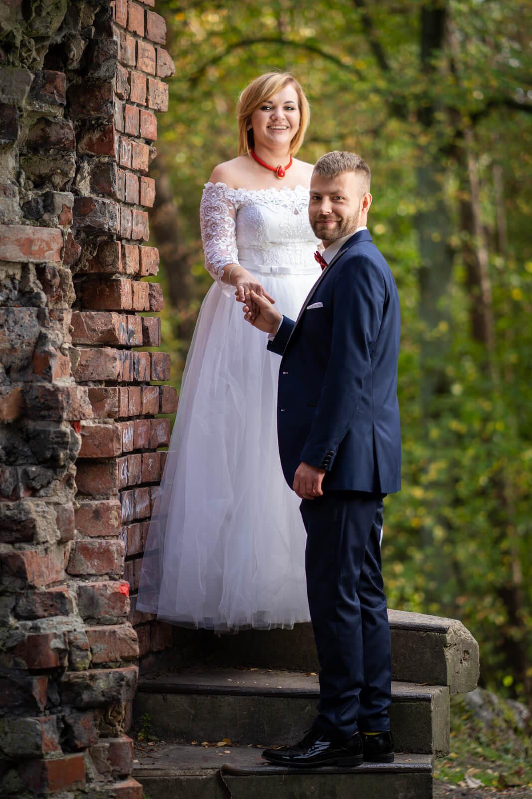 Kinga i Łukasz Fotograf ślubny Szczecin