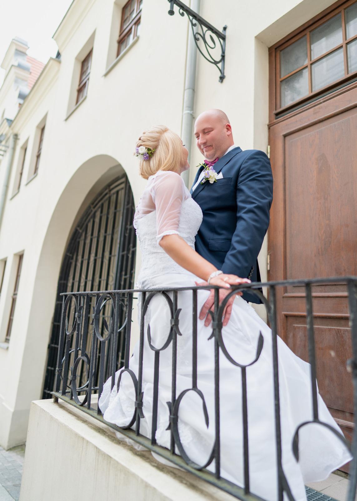 Renata i Piotr Fotografia ślubna szczecin