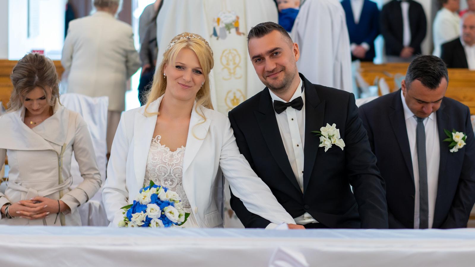 Milena i Radosław fotografia ślubna Szczecin