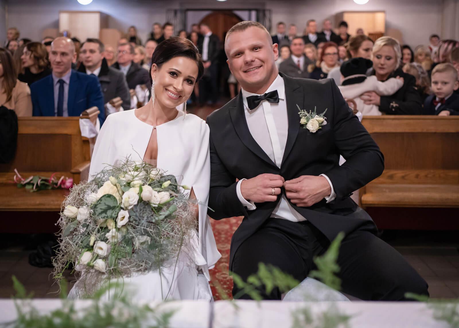 Barbara i Ryszard fotograf ślubny Szczecin