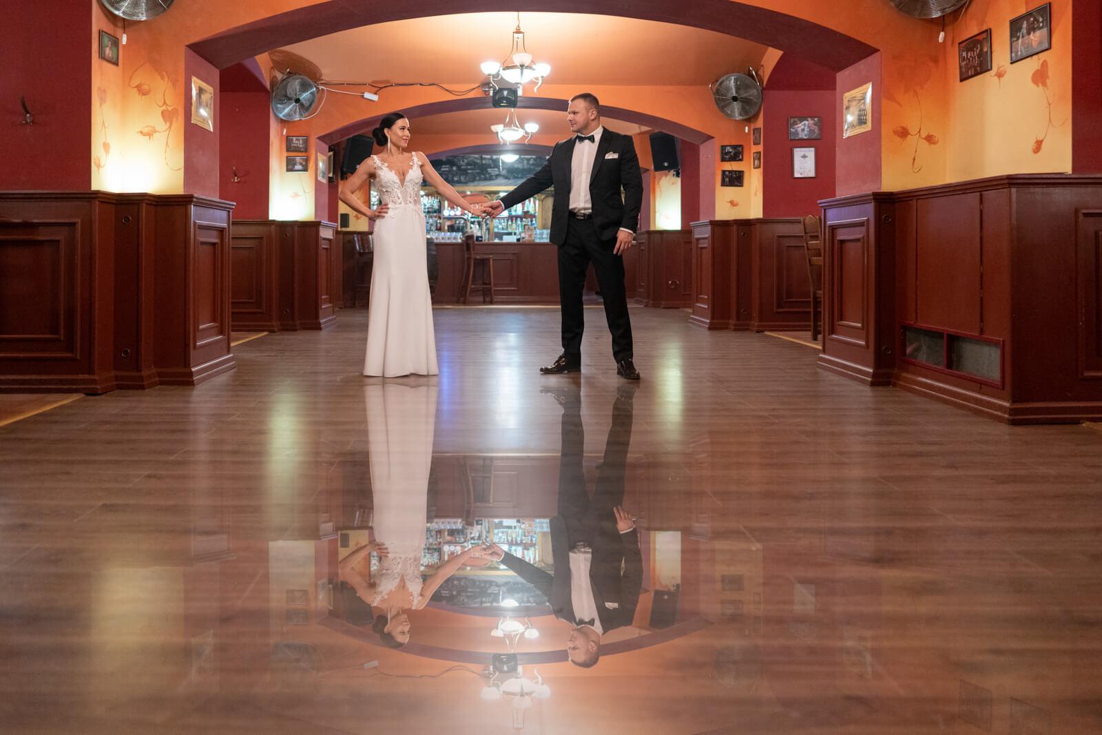 Barbara i Ryszard fotografia ślubna Szczecin