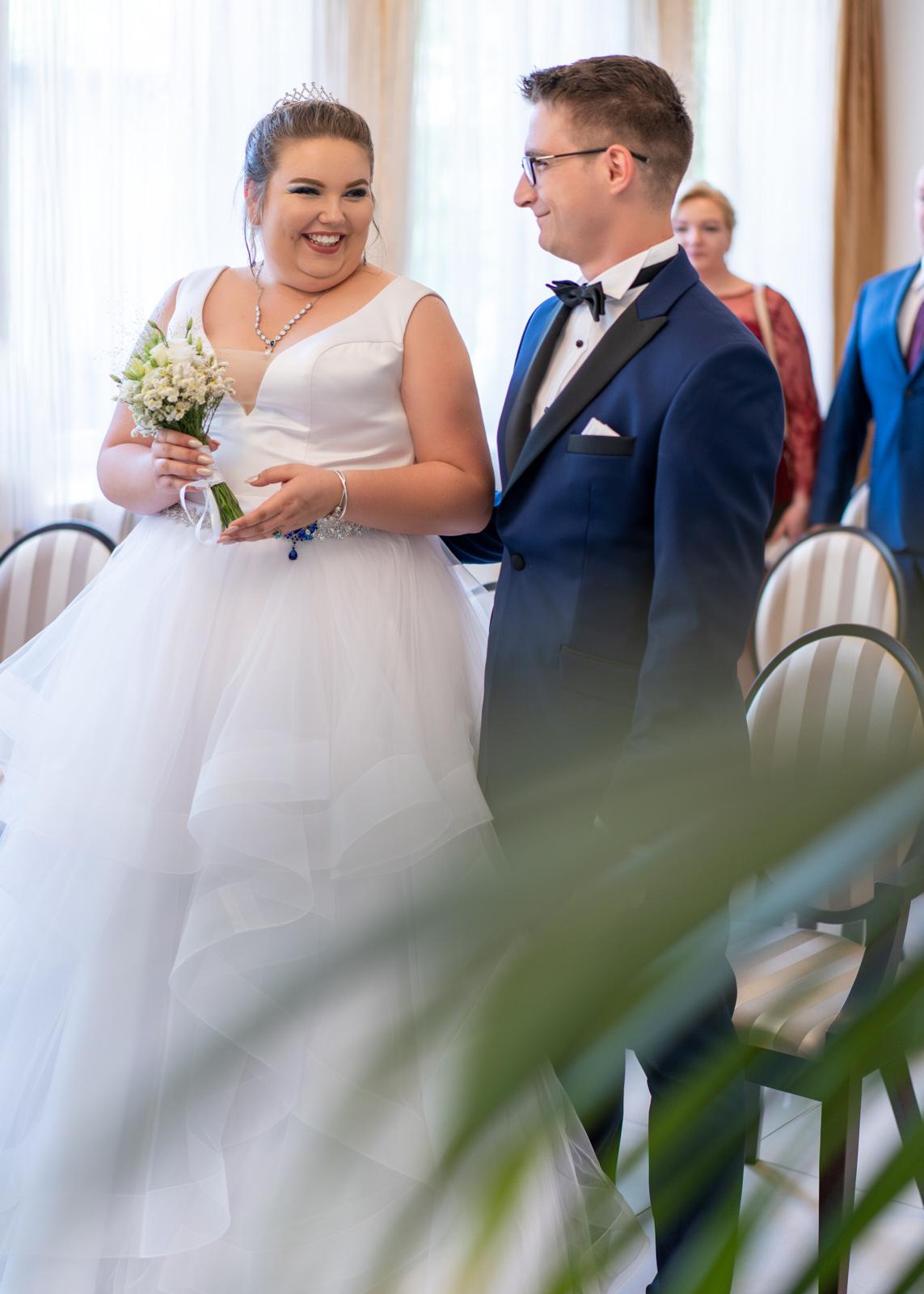 Emilia i Radosław fotograf ślubny Szczecin