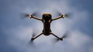 filmowanie dronem Szczecin