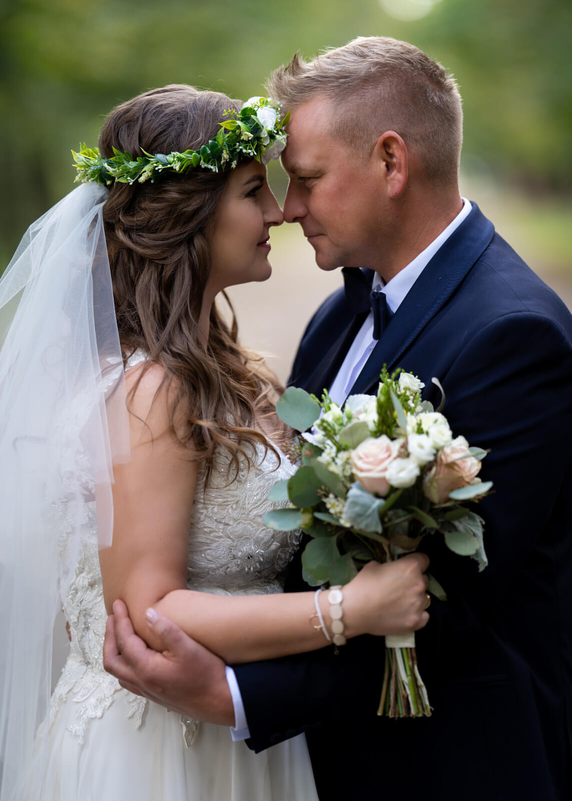 Magdalena i Marcin fotograf ślubny Szczecin