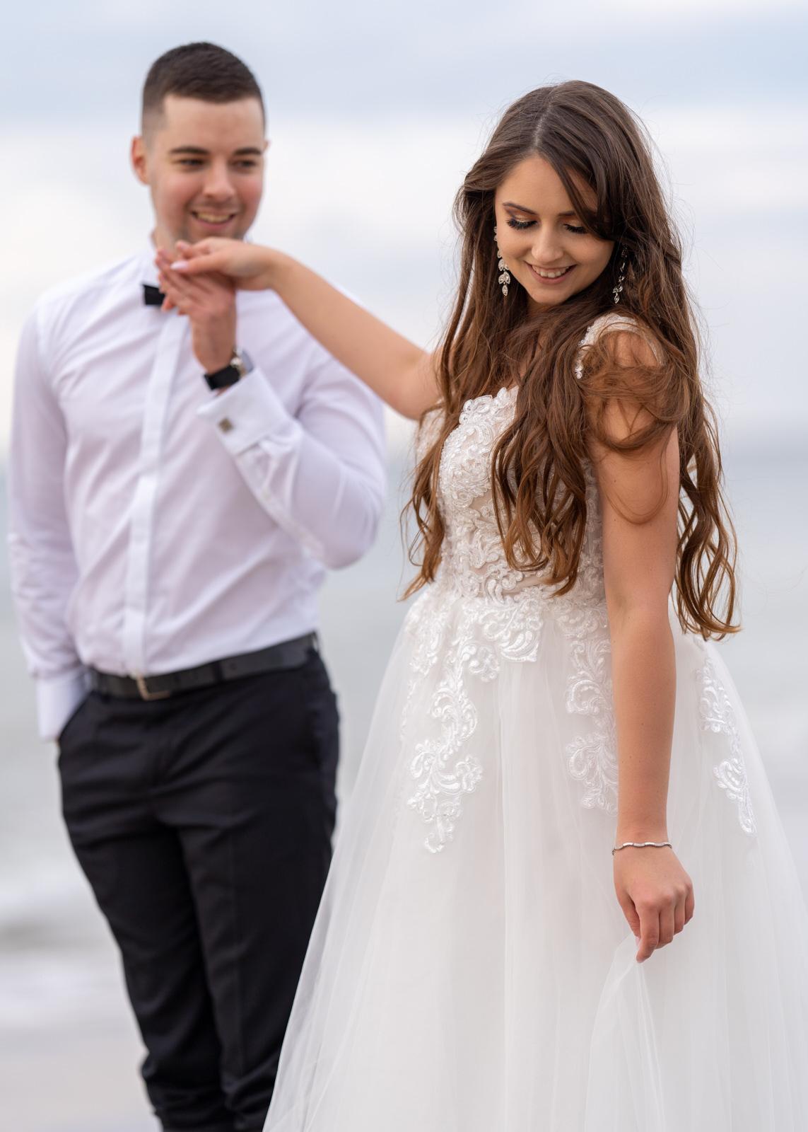 Karolina i Krystian fotograf na ślub Szczecin