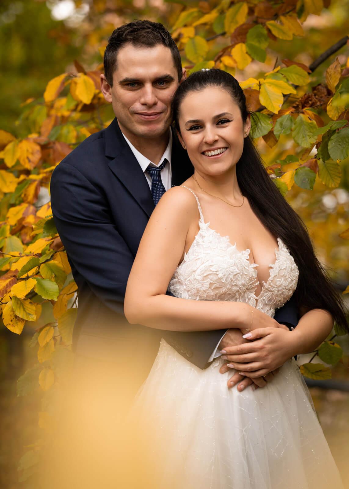 Alicja i Łukasz fotograf ślubny Szczecin
