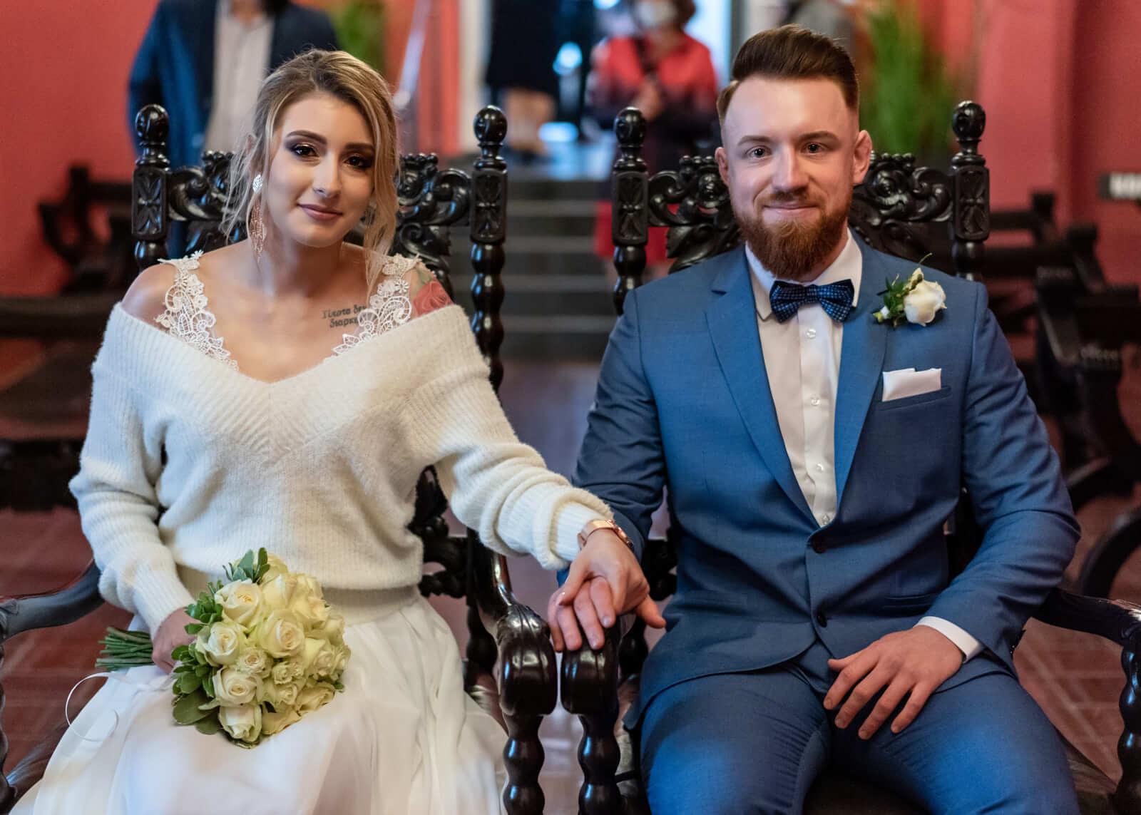 Agata i Łukasz fotograf ślubny Szczecin