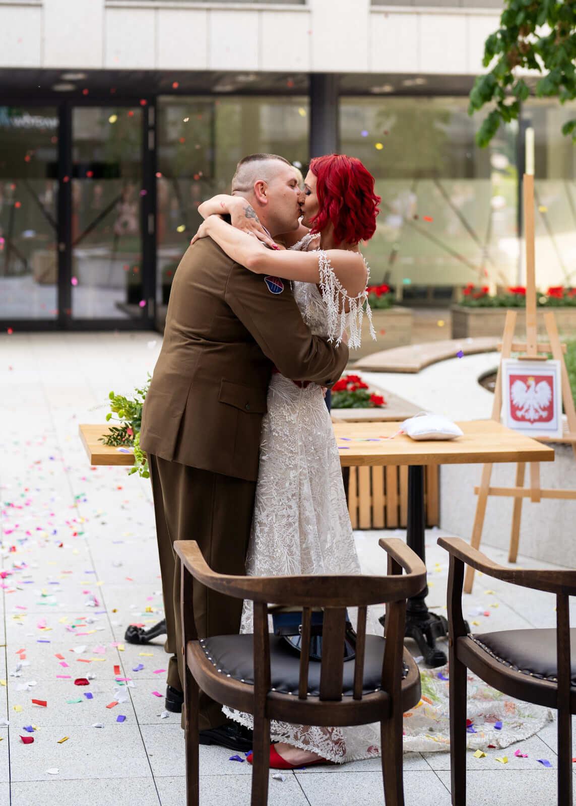 Vanessa i Arkadiusz fotograf na ślub w Szczecinie